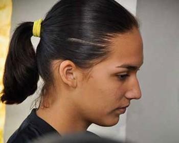 Canoagem - atleta Dienifer D'Avila Loreto (Foto: CBCa)