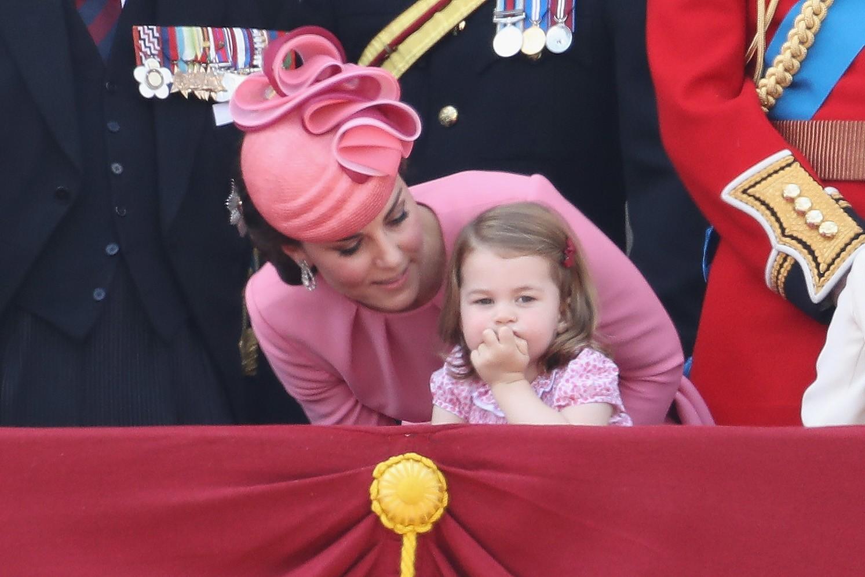 Charlotte não estava animada (Foto: Getty Images)