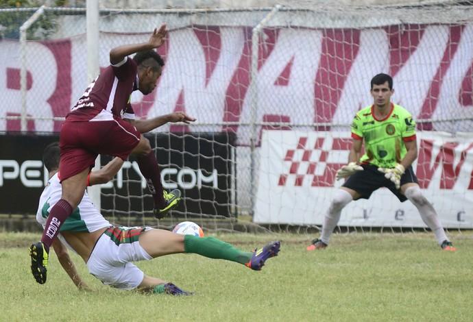 Campeonato Capixaba 2014: Desportiva Ferroviária x Conilon (Foto: Vitor Jubini/A Gazeta)