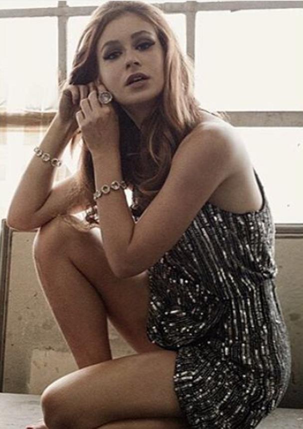 """Marina Ruy Barbosa estrela ensaio inspirando em """"Blow Up"""" (Foto: Reprodução/Instagram)"""