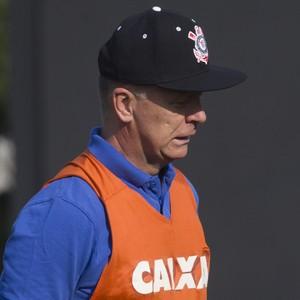 Mano Menezes Corinthians (Foto: Daniel Augusto Jr. / Agência Corinthians)