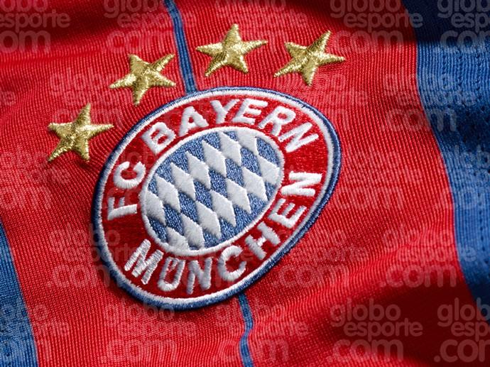 Nova camisa Bayern de Munique