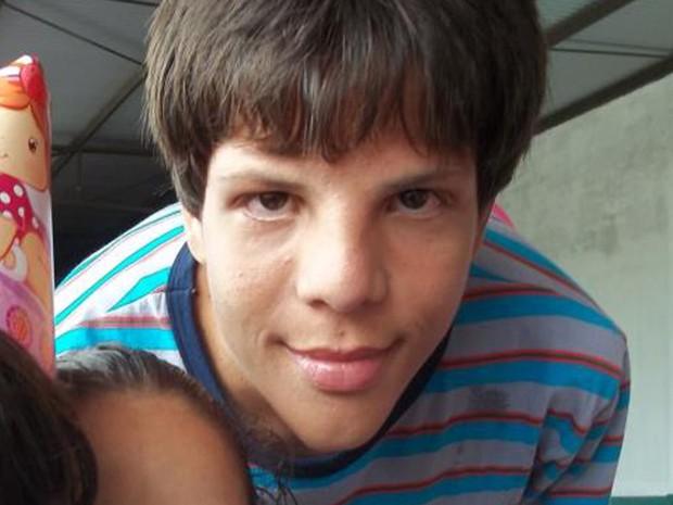 Bruno Uriel Betti, de 20 anos, sumiu no dia 30 de abril em Taquaritinga, SP (Foto: Arquivo pessoal/Divulgação)