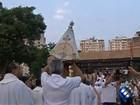 Recírio encerra a festividade do Círio de Nazaré, em Belém