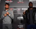 """UFC Belfast: Mousasi quer vencer  Hall para """"acertar contas com idiotas"""""""