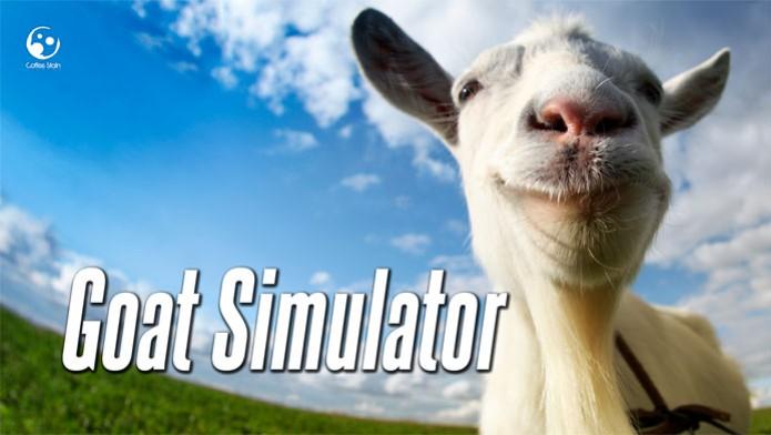 Goat Simulator (Foto: Divulgação)