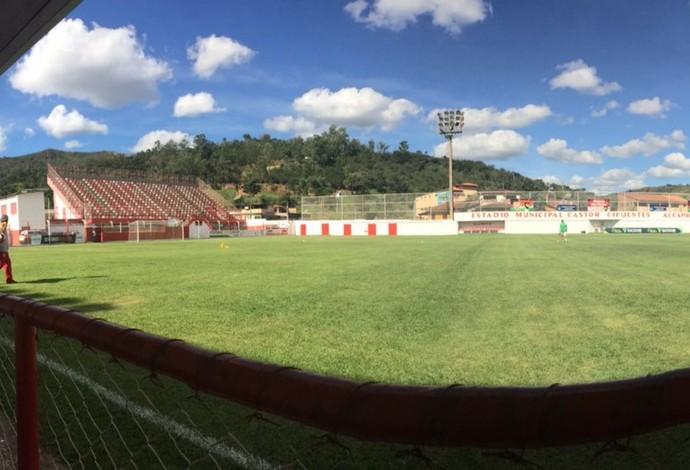 Villa Nova-MG Castor Cifuentes Alçapão do Bonfim (Foto: FMF/Divulgação)