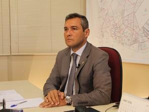Promotor acredita que crime pode ter sido praticadopara atingir a instituição religiosa (Foto: Taisa Alencar / G1)