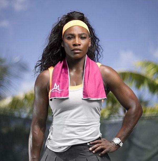 Serena Williams (Foto: Reprodução/Instagram)