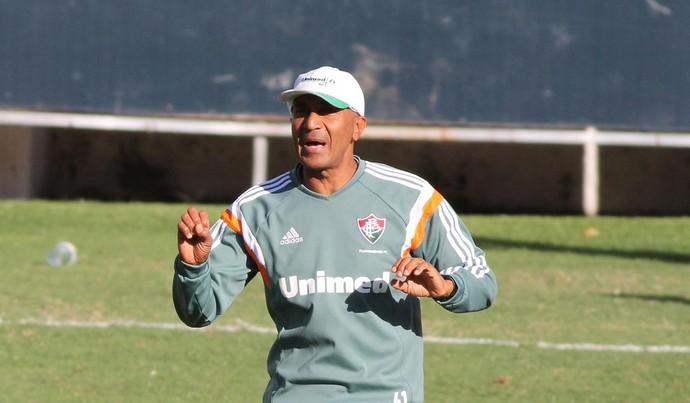 Cristovão Borges Fluminense (Foto: Fernando Cazaes / Photocamera)