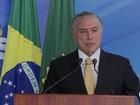 Polícia Federal afirma que Temer recebeu R$ 31 milhões em vantagens