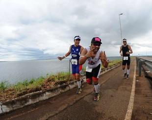 EuAtleta - Iduarte Ironman Itaipu (Foto: Arquivo pessoal)