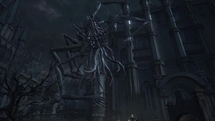 Como acessar o conteúdo do DLC em Bloodborne (Foto: Reprodução/Victor Teixeira)