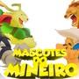 Galo, Leão, Coelho e Raposa: Globo Esporte conta a história dos mascotes (Arte TV Globo Minas)