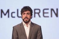 No Japão, Fernando Alonso mostra confiança e empolgação com aliança McLaren-Honda (Foto: Getty Images)