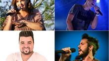 TV Asa Branca lança campanha de natal com cantores de Caruaru, PE (Divulgação)