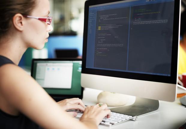 programação, programar, tecnologia, computador (Foto: Thinkstock)