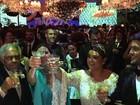 Veja detalhes da festa de casamento de Preta Gil e Rodrigo Godoy