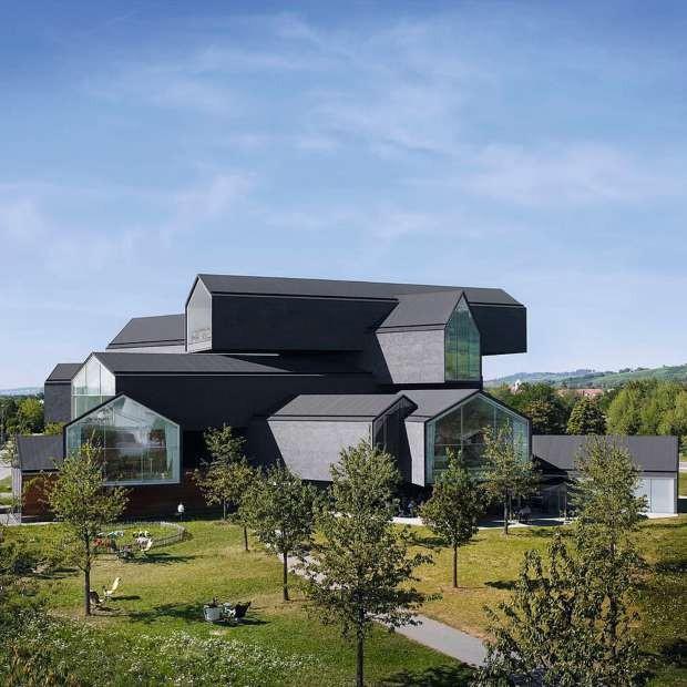 Vitra Campus, Alemanha (Foto: Arquivo pessoal)
