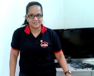 Shirley Santos, nova secretária de Esporte do Acre a partir de 2015 (Foto: Reprodução/Facebook)
