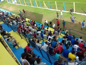 Estádio Zeca Costa, Barra do Garças (Foto: Maycon Costa/TVCA)
