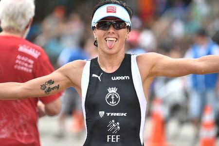 Carol Furriela, triatleta (Foto: Wagner Araújo/Divulgação Sesc)