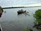 Embarcação naufraga e deixa desaparecido em Itacoatiara no AM