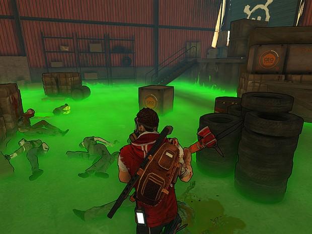 Скачать торрент Escape: Dead Island (2014/PC/SteamRip/Rus) от Let sPlay (7.