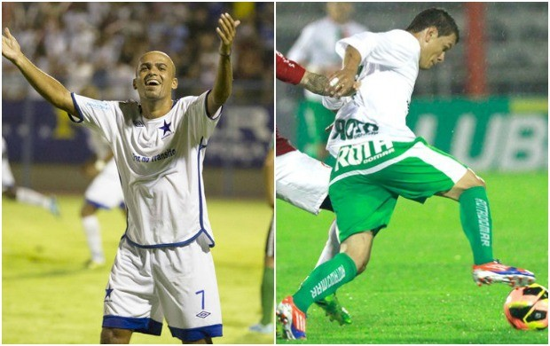 Nacional-AM Salgueiro-PE (Foto: GLOBOESPORTE.COM/AM)