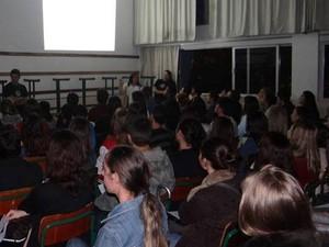 Aulas começam em 9 de março (Foto: Projeto Integrar/Divulgação)