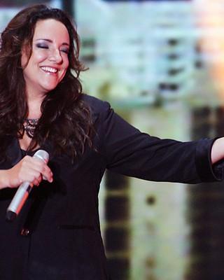 Ana Carolina (Foto: Egi Santana/G1)
