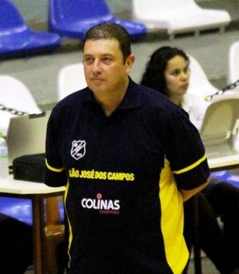 Carlos Lima Basquete São José (Foto: Antônio Basílio/PMSJC)
