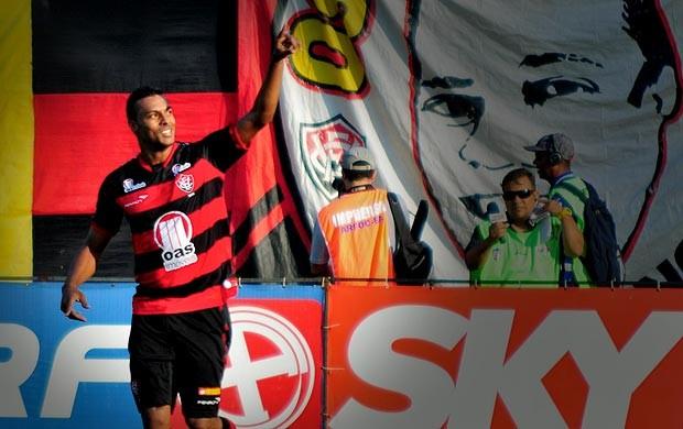 Elton vitoria gol (Foto: Erik Salles / Agência Estado)