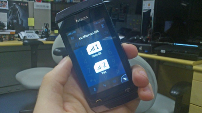asha 305 (Foto: TechTudo)