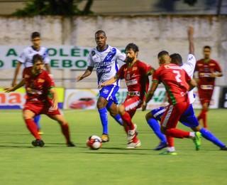 Taubaté x Velo Clube Série A2 Campeonato Paulista (Foto: Bruno Castilho/EC Taubaté)