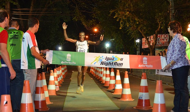 Participe da 4ª Iguassu Night Run (Foto: Divulgação)
