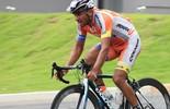 Campeão da Volta de SP, Zé Eriberto fica em 3º na Aguinaldo Archer Pinto (Isabella Pina)