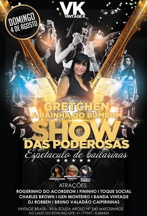 Gretchen (Foto: Facebook / Reprodução)