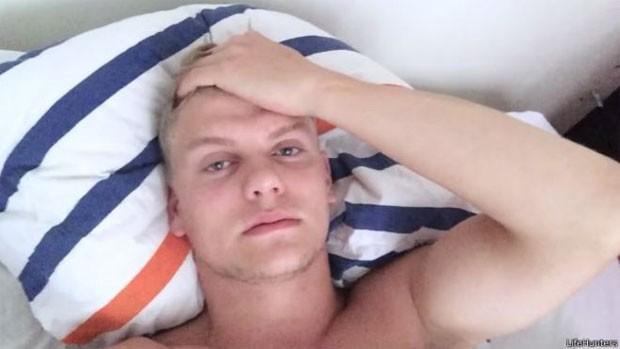 Depois de uma semana sem açúcar refinado, Sacha Harland sentia-se exausto (Foto: LifeHunters)