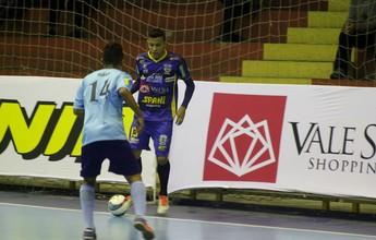 São José Futsal vence São Caetano e se mantém invicto na Liga Paulista