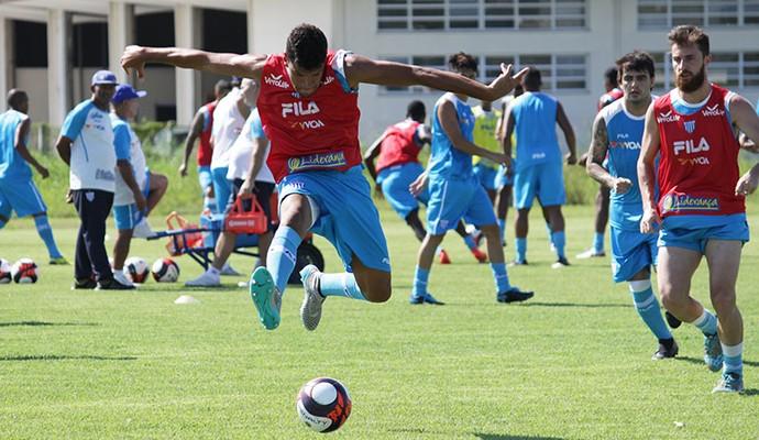 Vitor Avaí (Foto: André Palma Ribeiro/Avaí F.C.)