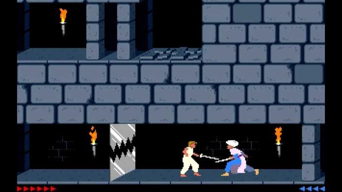 Prince of Persia (Foto: Reprodução/Felipe Vinha)