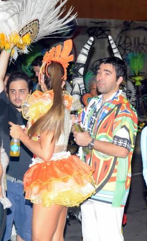 Deco Sapucaí (Foto: André Durão/GloboEsporte.com)