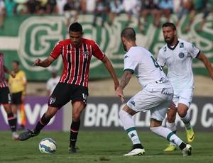Goiás x São Paulo Alan kardec (Foto: Rubens Chiri / saopaulofc.net)