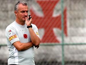 Dorival junior vasco treino (Foto: Alexandre Cassiano / O Globo)