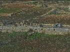 Palestino ataca forças israelenses com carro e é morto