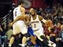LeBron lidera, Irving volta bem, e Cavs arrasam ainda mais os Sixers na NBA