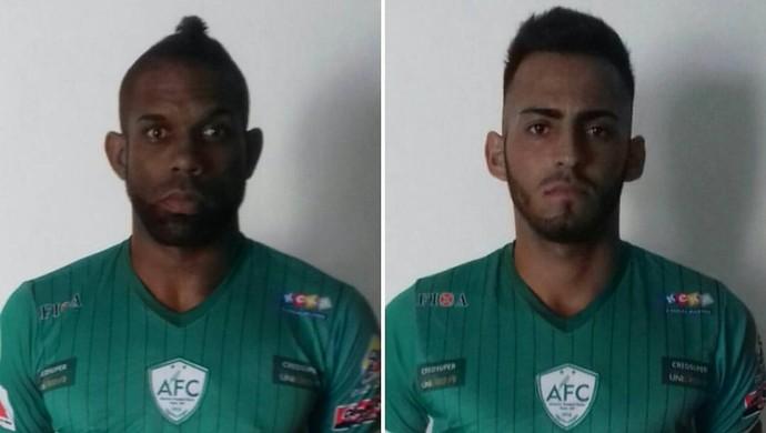 Alecrim - Jandyr Balotelli e Marcão (Foto: Divulgação/Alecrim )