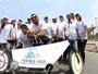 Projeto gratuito proporciona passeio de bicicleta para os deficientes visuais