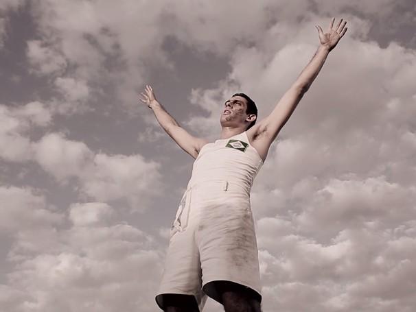 A Medalha Esquecida - Conheça a história e a garra do brasileiro Adalberto Cardoso, militar participante dos Jogos Olímpicos há exatos 84 anos. (Foto: Divulgação)